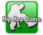 Hip Hop Dance Button
